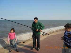 La Pescuit in Marea Nordului